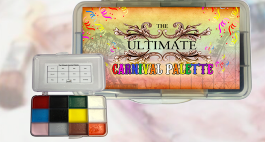 Dash Ultimate Carnival -paletti