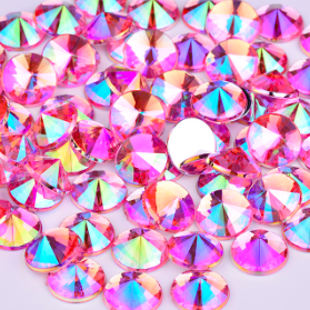 Light Pink AB Gem 5mm, refill n.230kpl